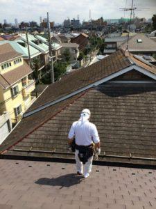 屋根メンテナンスIN目黒区