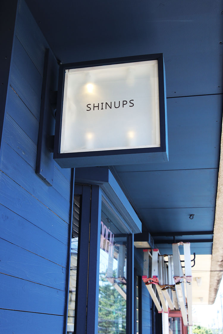 SHINUPSについて
