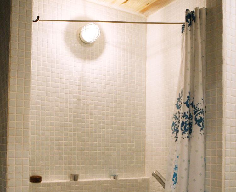 シャワールーム造作